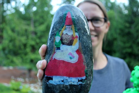 Mavis Butterfield Gnomes