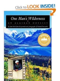 alone in the wilderness book