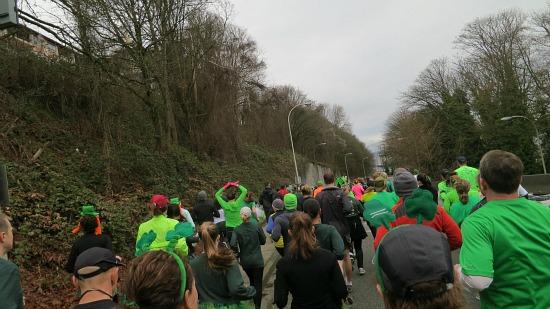 tacoma st patricks day 10 k race