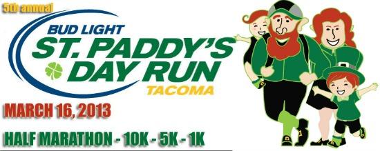 tacoma st. patricks day run