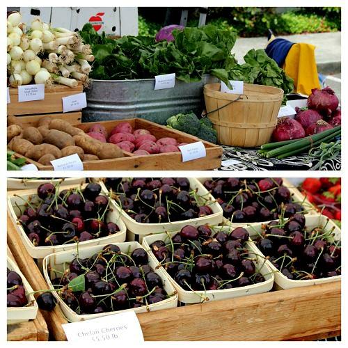 Poulsbo farmers market