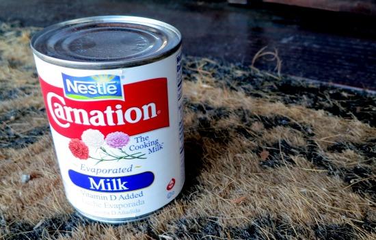 carnation evaporated milk