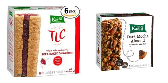 deals on kashi bars