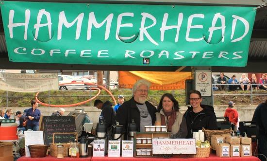 hammerhead coffee roasters bellingham washington