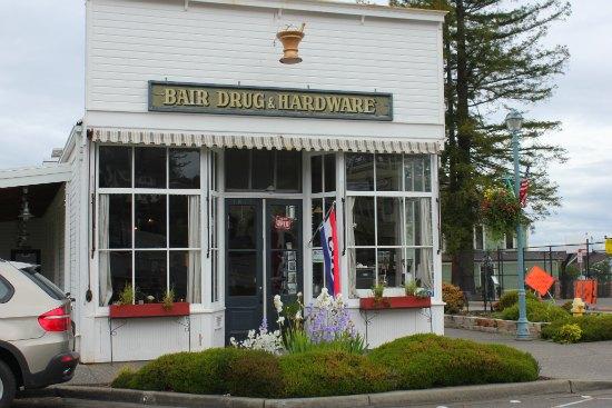 Bair Drug and Hardware Steilacoom, Washington