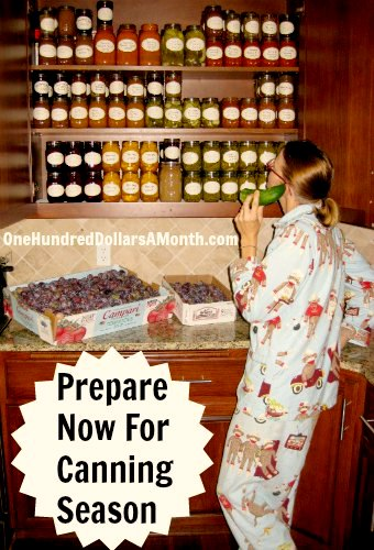 Canning supplies How Do I get Started Canning