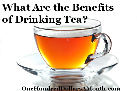 What Are the Benefits of Drinking Tea