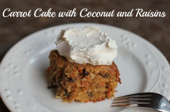 Carrot-Cake-with-Coconut-and-Raisins-recipe