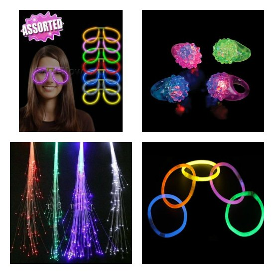 july fourth glow sticks