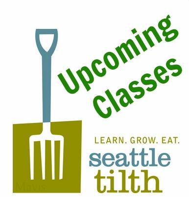 Seattle tilth fall classes