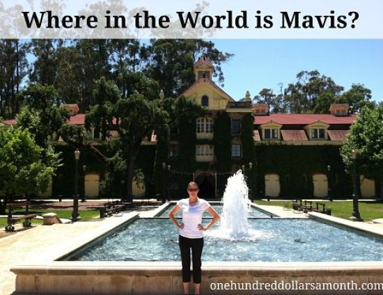 mavis traveling
