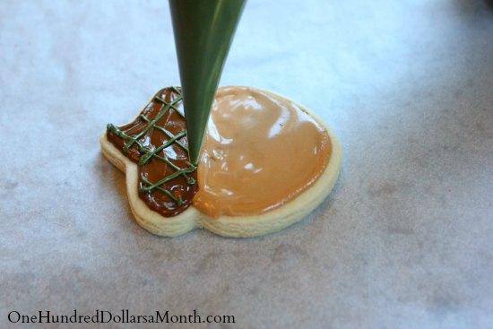 how to make acorn cookies6