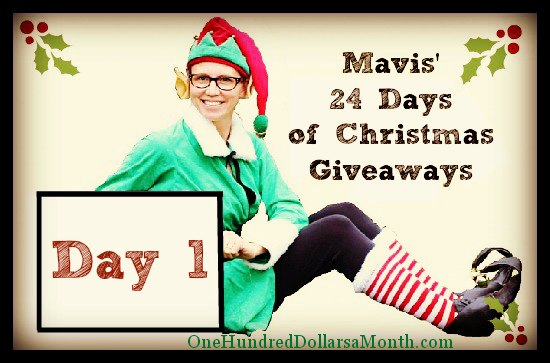 mavis butterfield Christmas giveaway