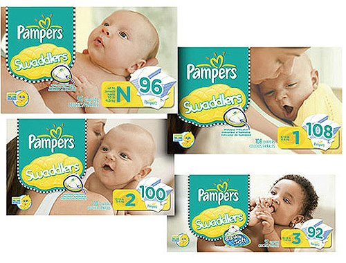 pampers swaddlers coupons