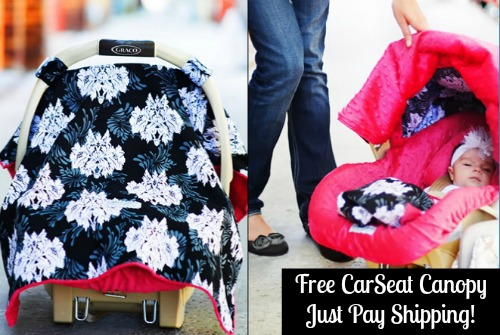 Tons Of FREEBIES For Moms: Free Baby Slings, Free Car Seat