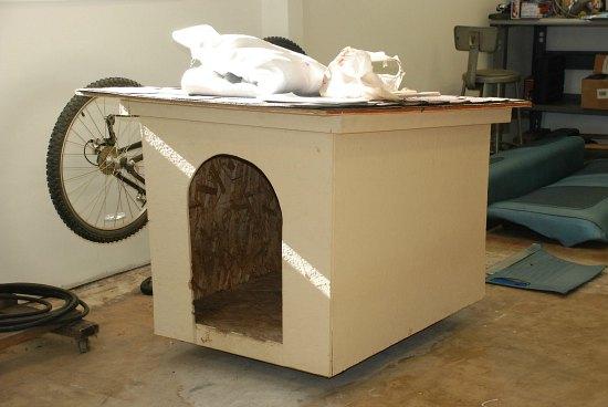 old dog house
