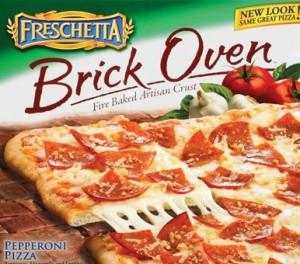FRESCHETTA PIZZA coupons