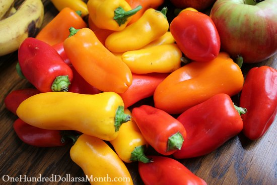 small peppers
