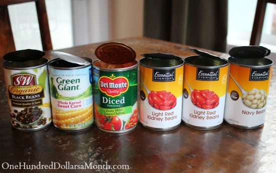 004canned goods