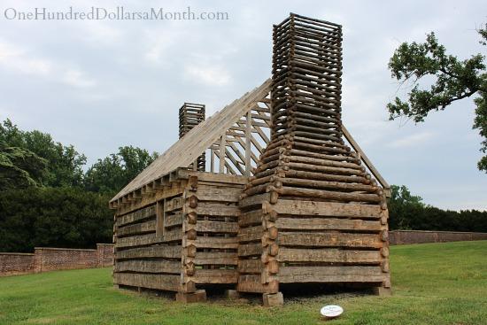 James Madisons Montpelier Slave Housing