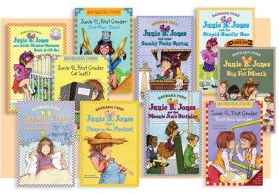 Junie-B-Books
