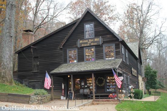 Michie Tavern 683 Thomas Jefferson Parkway Charlottesville, Virginia 22902