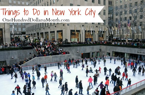 Things to do in new york city one hundred dollars a month for Things to do in newyork city