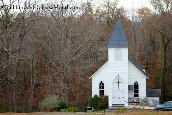 Walton Mountain Museum Church