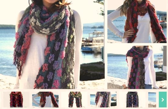 artisian scarves