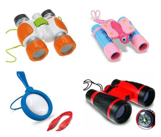 children's binoculars