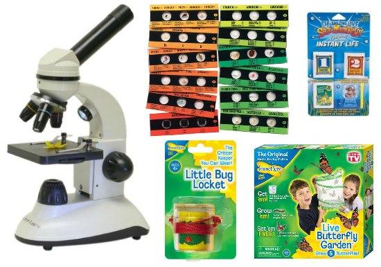 childs microscope