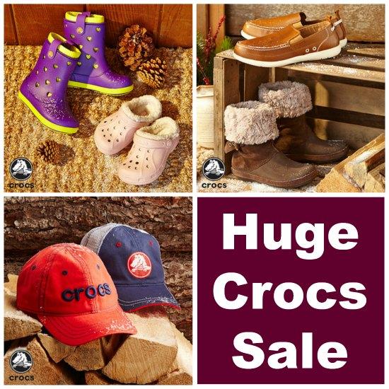 crocs sale coupons