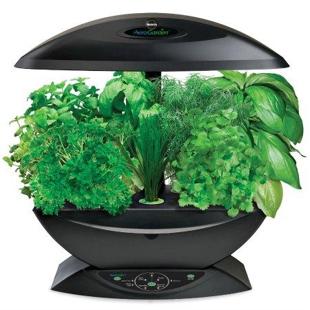 AeroGarden 7-Pod Indoor Garden with Gourmet Herb Seed Kit