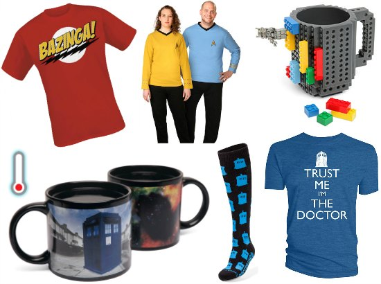 Dr. Who Gifts