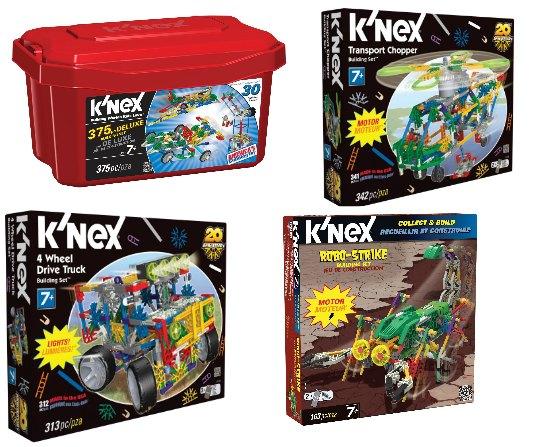 K'nex toy deals