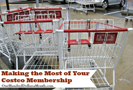 Making the Most of Your Costco Membership