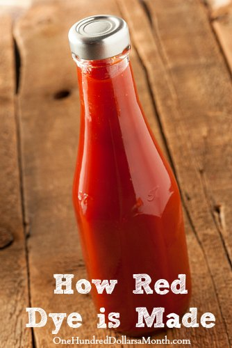 What's In My Food - How Red Dye is Made