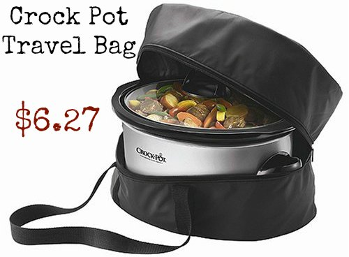 crock pot travel bag