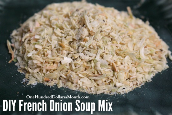 DIY French Onion Soup Mix
