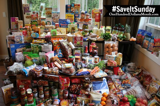 food waste in America #Saveitsunday