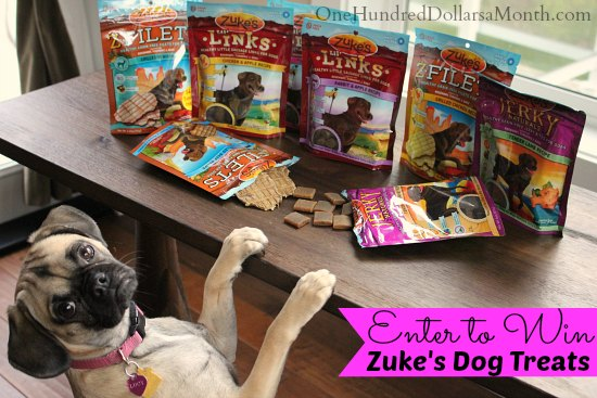 zuke's dog treats