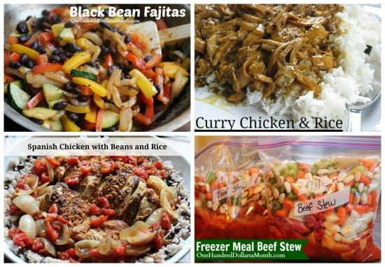 Weekly Meal Plan - Menu Plan Ideas Week 7 of 52 dinner