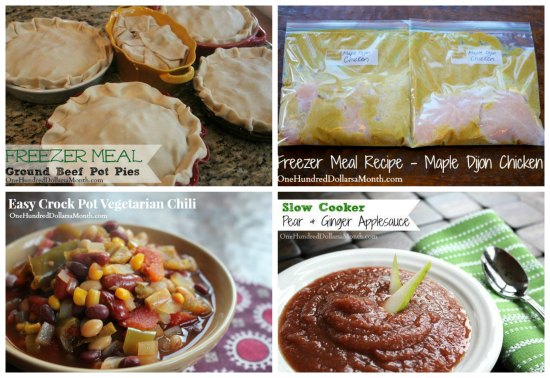 Weekly Meal Plan - Menu Plan Ideas