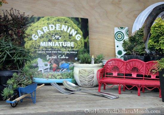 gardening in miniature