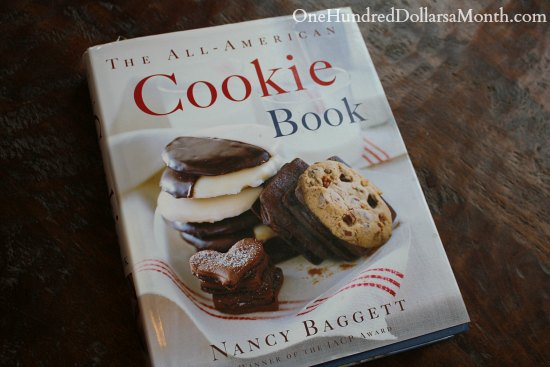 the all american cookie book