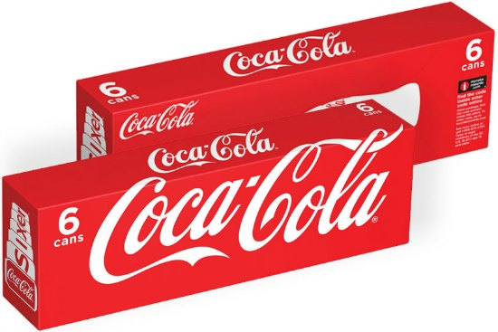 Coca-Cola-Sixer Coupon