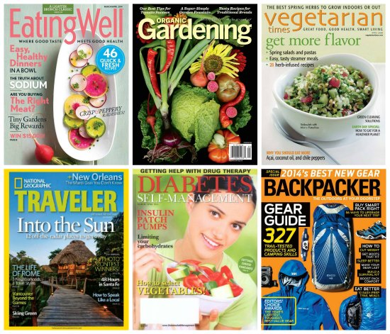 discount magazines