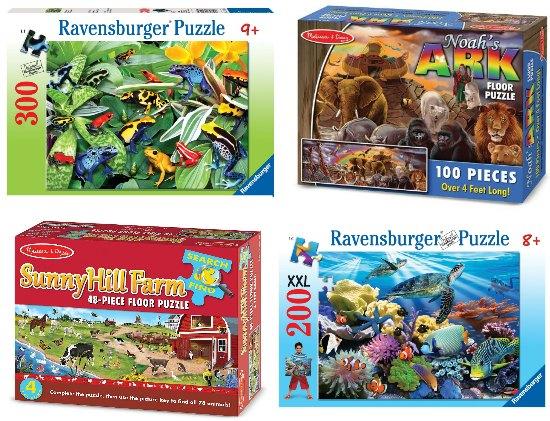 kids floor puzzles