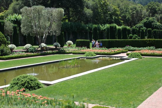 Filoli Gardens and Mansion Tour - One Hundred Dollars a Month