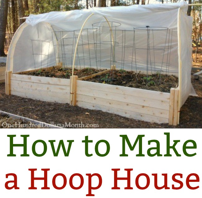 How To Make Money To Travel Temping: How To Make A Hoop House